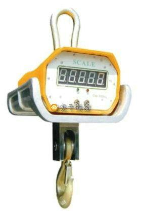 无线传输耐高温电子吊秤