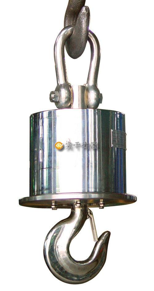 防磁放热2吨电子吊秤