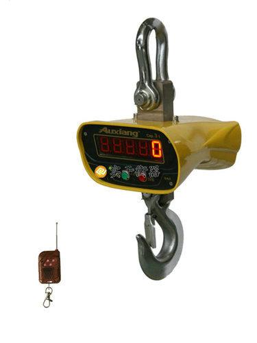 无线数传方形3吨电子吊秤