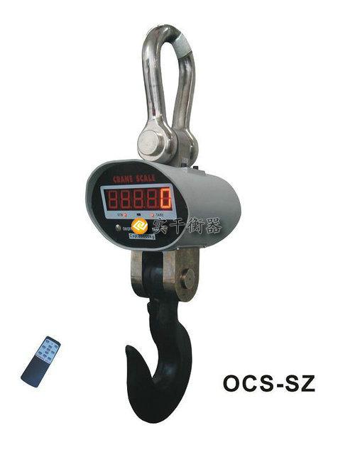 10吨无线直视电子吊钩秤